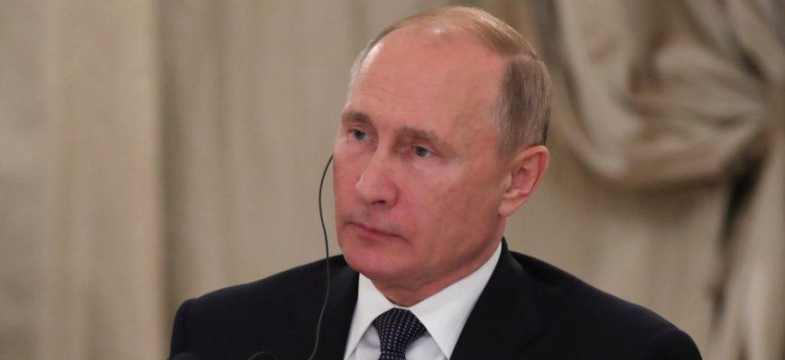 Стала известна дата Прямой линии с Владимиром Путиным