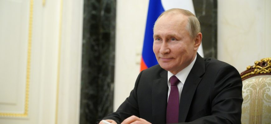 Путин обсудил ситуацию с коронавирусом с Президентом Монголии
