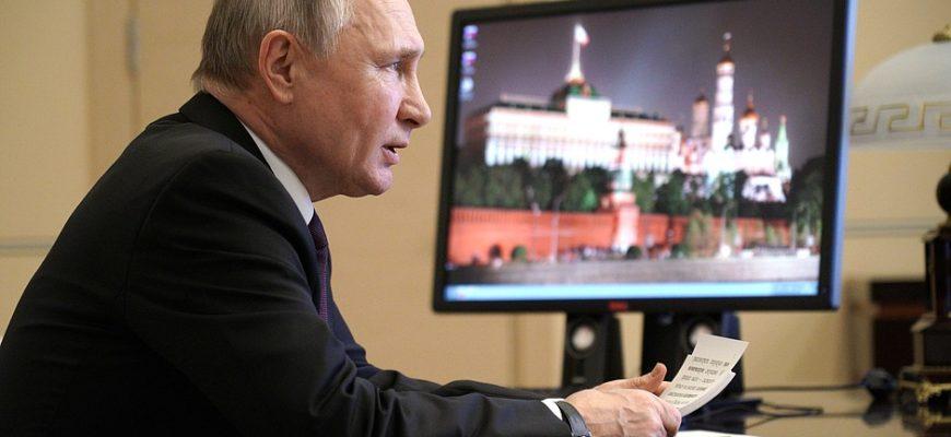 Правительство отчитывается Путину о компенсациях за путевки в детские лагеря