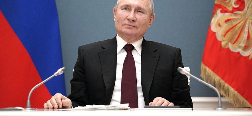 Путин прилетел в Женеву