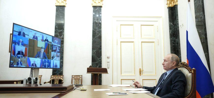 Путин призывает учесть опыт «замерзшего» Техаса в развитии энергетики