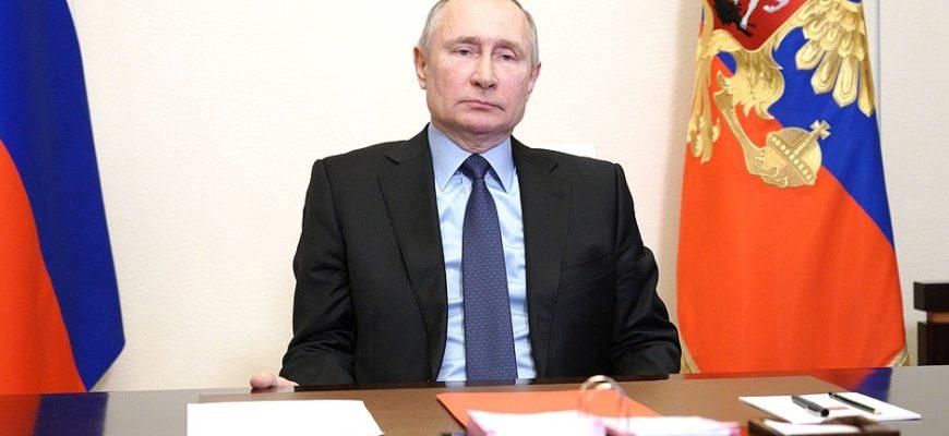 Путин примет участие в запуске золоторудного комбината