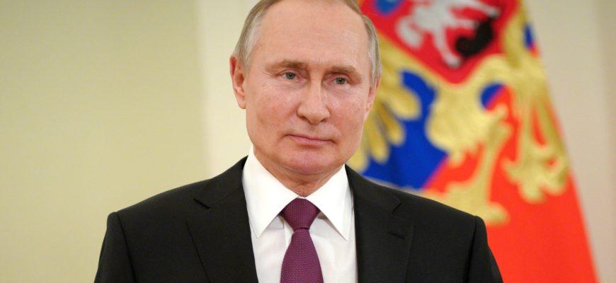 Путин поздравил участников со стартом чемпионата мира по Го