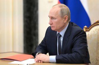 Президент выразил соболезнования родным погибших в школе Казани