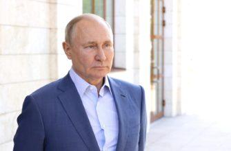 Путин рассказал о вакцинации в России