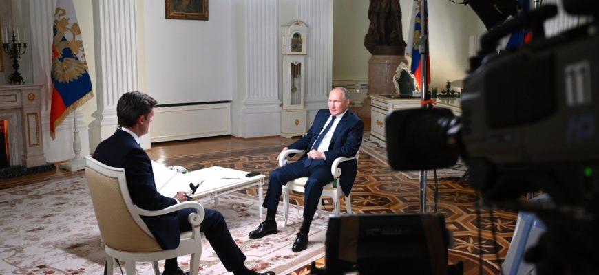 Путин: Двусторонние отношения с США деградировали до самой низкой планки