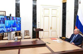 Путин обсудил с Советом Безопасности поездку в Женеву