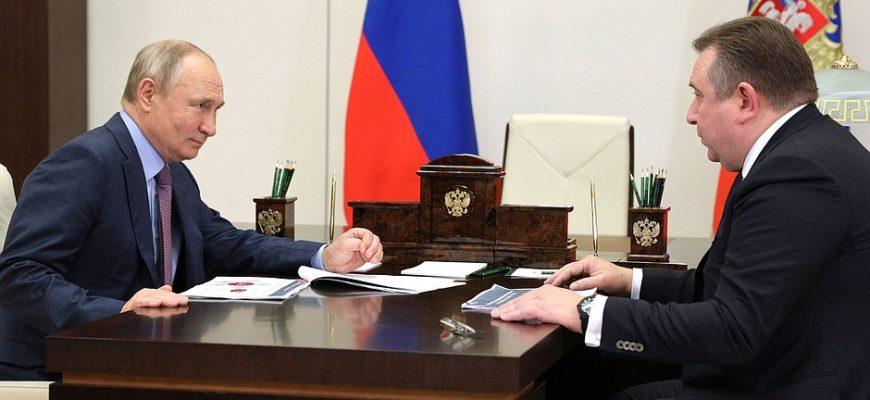 Россия откроет новый путь по воде